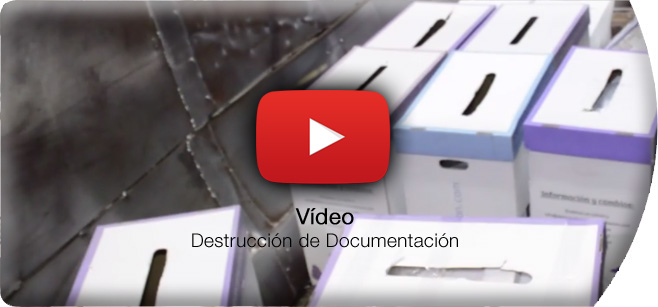 Vídeo de Destruir Documentos